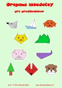 origami z papiera
