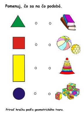 farby a tvary _pracovný list_čo sa načo podobá podľa tvaru