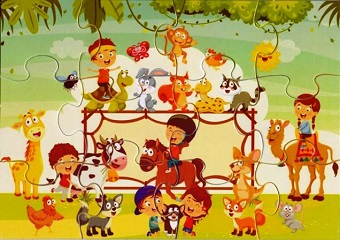 Deti a zvieratká