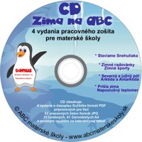 CD GUĽÔČKA - CD ZIMA NA ABC