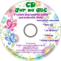 CD GUĽÔČKA - CD JAR NA ABC